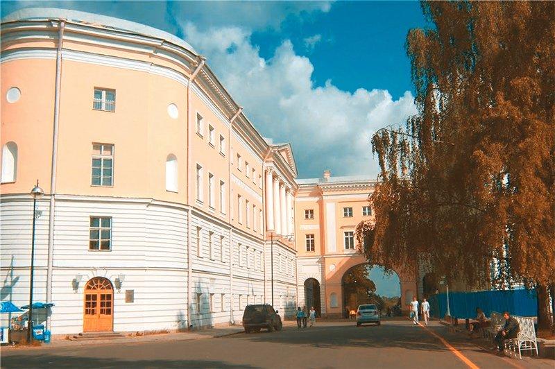 Царскосельский лицей. Арх. Василий Петрович Стасов (1769-1848)