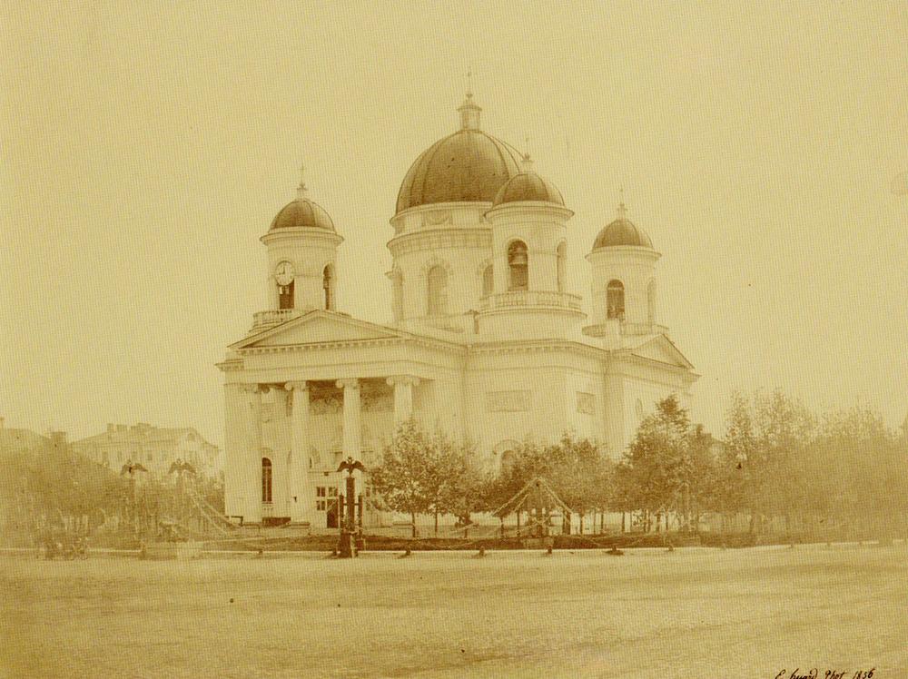 Спасо-Преображенский Собор. Арх. Василий Петрович Стасов (1769-1848)